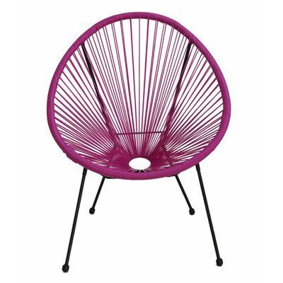 Kylah Papasan Chair Color Purple Size 28 H X 26 W X 37 D Papasan Chair Chair Papasan