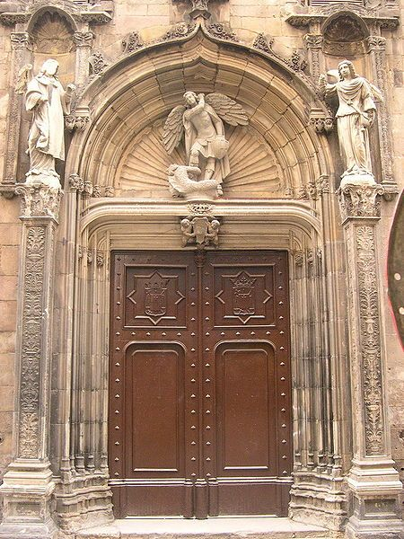PUERTA DE LA MERCE-SPAIN-