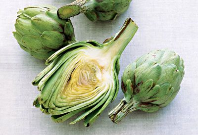 How to pick an artichoke: Ripe ones feel heavy for their size and squeak when squeezed