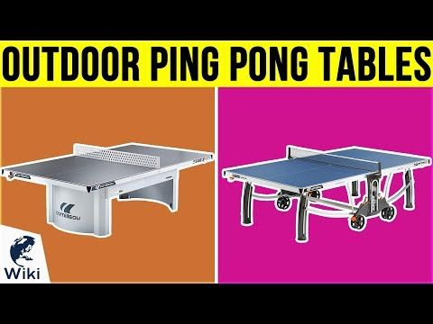 Currently The Best Outdoor Ping Pong Table Is The Cornilleau 500m Crossover Wiki Researchers Hav Outdoor Ping Pong Table Ping Pong Outdoor Table Tennis Table Best outdoor ping pong table