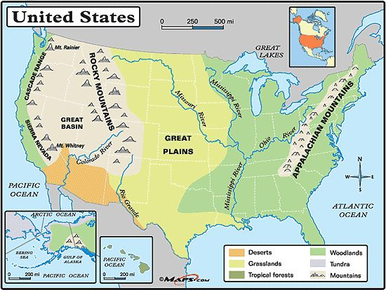 great plains physical map - Google Search | Social Studies ...