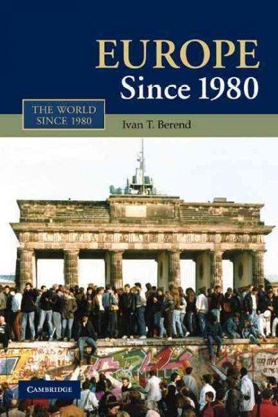 Europe Since 1980