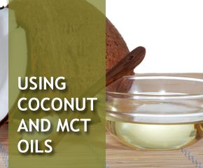Coconut Oil, MCT Oil and Macadamia nuts | Miracle Skinny Drops Desserts using coconut oil