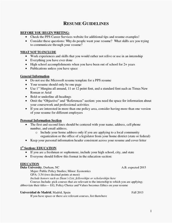 Should You Put Scholarships On Resume Best Of Inspirational Resume Include Gpa High School Education Resume Skills Resume Examples