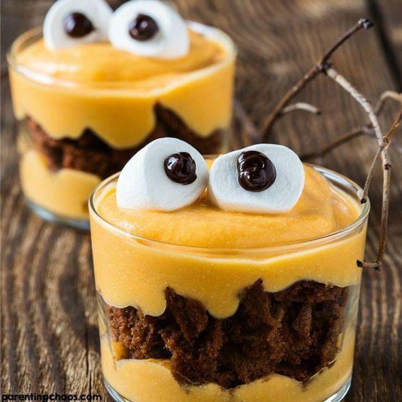 pudding met Pasen
