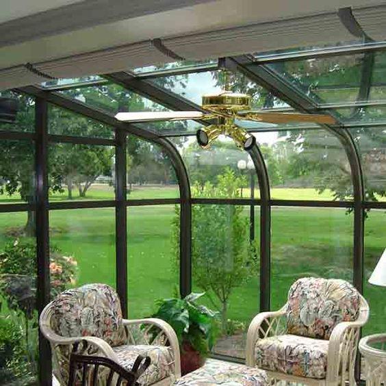 House Additions Ideas A Sunroom Over The Ravine: Sunroom Kits, Sunrooms And Galleries On Pinterest