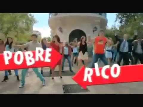 Pobre Rico TVN - Nueva Teleserie | 1° Spot