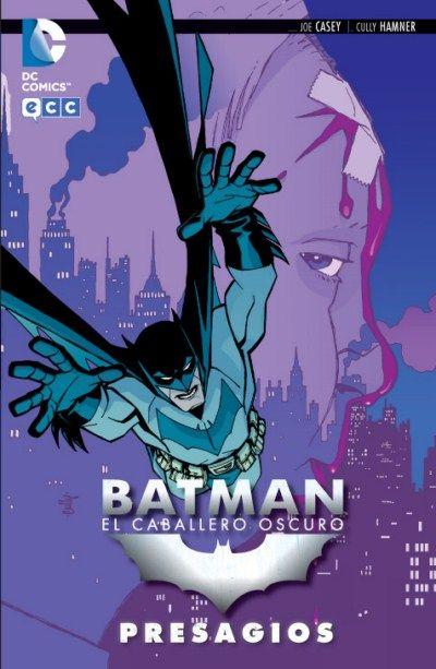 #Batman, el Caballero Oscuro - Presagios
