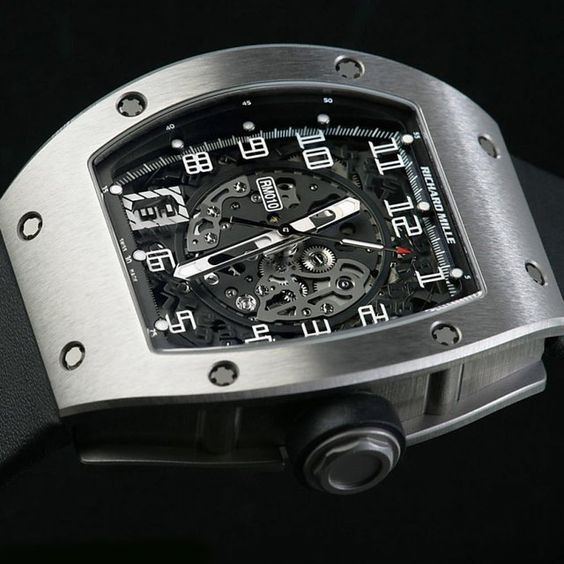 Richard Mille RM 010 Titanium Watch