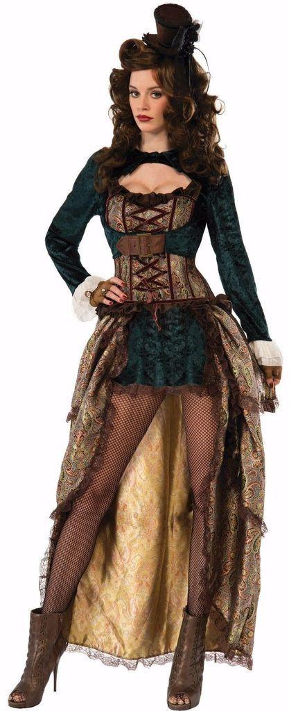 Madame Steampunk Ladies' | Steampunk kostüm, Steampunk