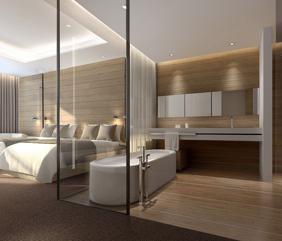 Pin By Pavlina On Hotel Suites Bathroom Design Luxury Hotel Room Design Master Bedroom Bathroom
