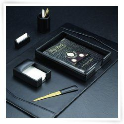Carrara 6-Piece Desk Set