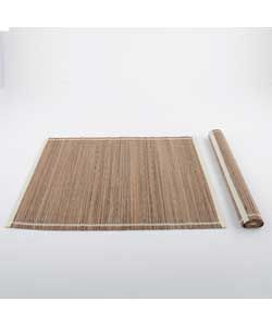 Buy Creative Tops 4 Coconut Leaf Mats - Natural at Argos.co.uk, visit Argos.co.uk to shop online for Table cloths, placemats and textile accessories