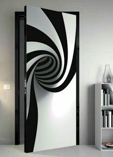 Lukisan Dinding 3d : lukisan, dinding, Model, Lukisan, Dinding, Tembok, (Wall, Painting), Kreatif, Caraida.com, Dekorasi, Rumah,, Ruang, Keluarga,
