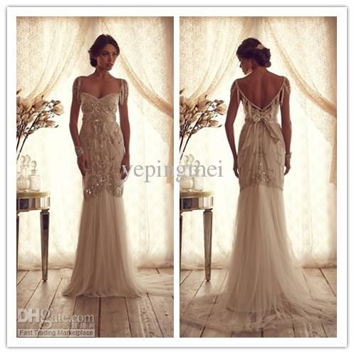 Trumpet wedding dress. Love it!