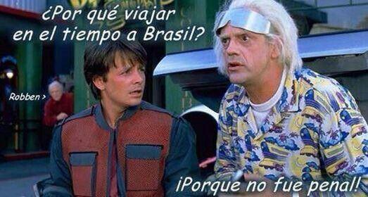 ¿Por qué viajar en el tiempo a Brasil?