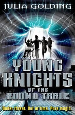 Young Knights of the Round Table - Julia Golding #WeNeedDiverseBooks