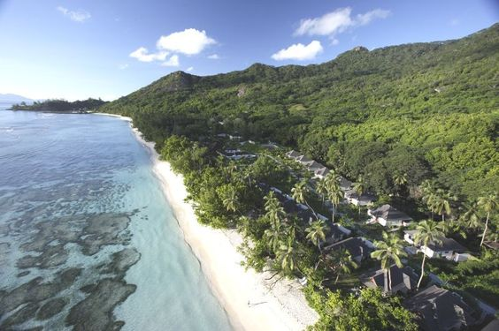 """Das """"Hilton Seychelles Labriz Resort & Spa"""" zeichnet sich durch seine paradiesische Lage inmitten unberührter Natur, Regenwäldern und weißen Sandstränden aus. http://www.ewtc.de/Seychellen/Inselhotels/Hotel/Hilton-Seychelles-Labriz-Resort-Spa.html"""