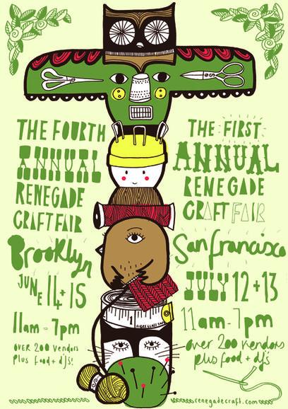 renegade craft fair : Kate Sutton