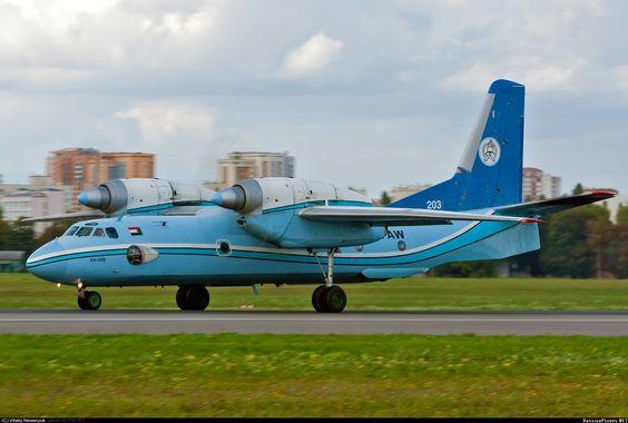 An-32  Sudan Air Force