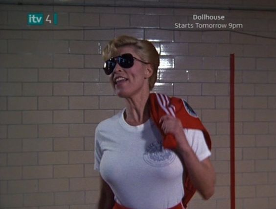 Police academy leslie easterbrook nude are