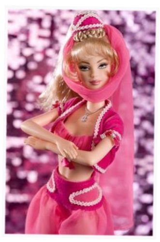 I Dream of Jeannie Barbie Collector Ed. Doll inspired by Barbara Eden NEW NRFB https://t.co/ZlhcJXewkR https://t.co/kSWHfG6yks