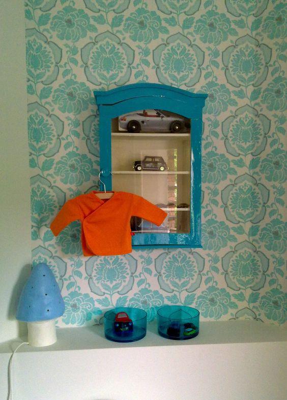 Blauwe Kinderkamer Home Designing : Blauwe kinderkamer