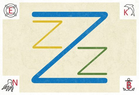 Zissou Society Flag Posters - AllPosters.ca