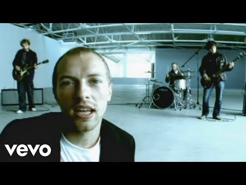 Coldplay In My Place Youtube Youtube Music Videos Coldplay