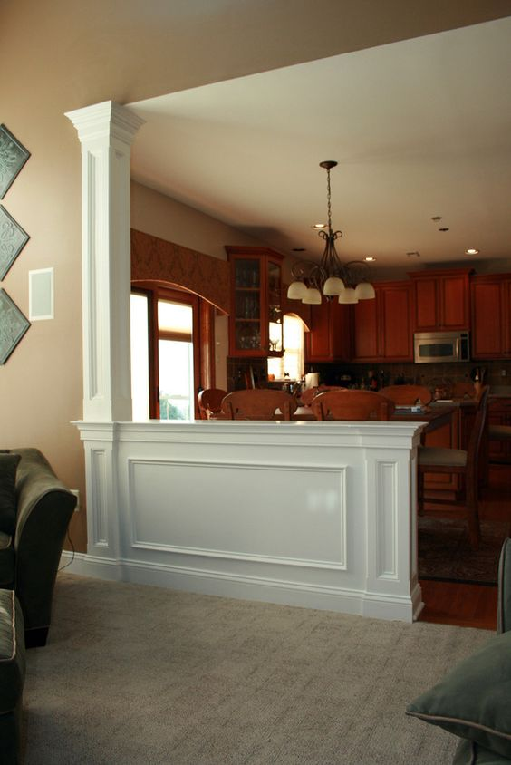 custom trim work deaconhome molding and wainscoting pinterest trim work in kitchen and. Black Bedroom Furniture Sets. Home Design Ideas