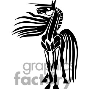 Love This One - would make a wonderful #equine #tatto