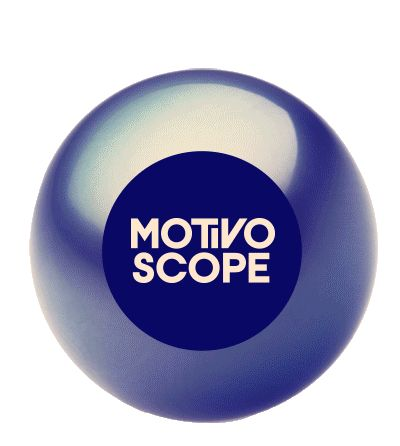 Motivoscope: Dynamic Logo by Nina Geometrieva, via Behance