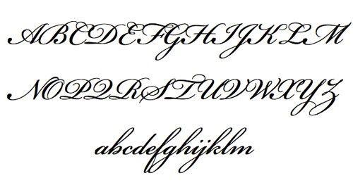 エレガントなデザインや ガーリーテイストのデザインに欠かせないのが 筆記体のフォント いわゆるスクリプト系のフォントです 2013年までに公開されている筆記体フォントのうち 無料で利用できて 商用で スクリプトフォント 筆記体 スクリプト
