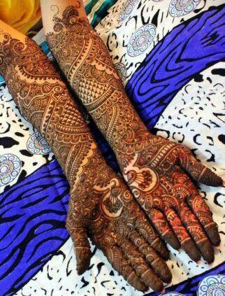 Miskeen Jahan Mehendi Artist Info & Review | Mehendi ...