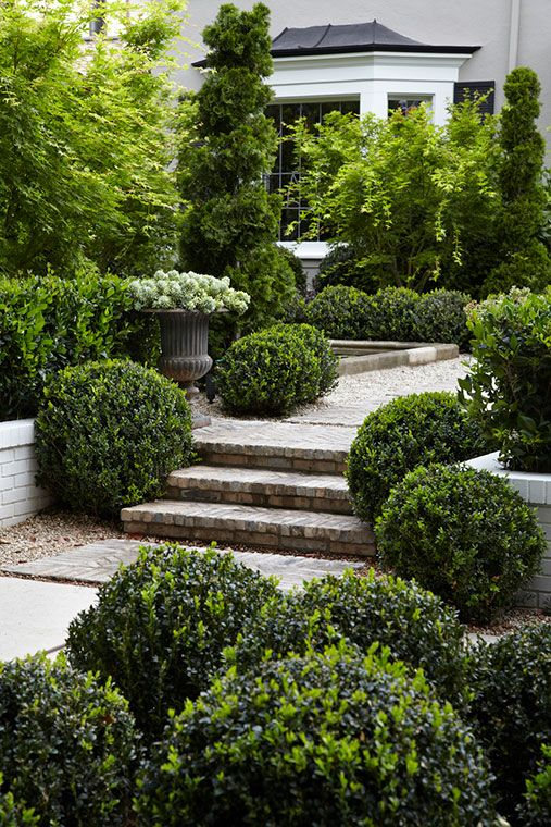 Scott Shrader Garden Landscape Design Mediterranean Garden