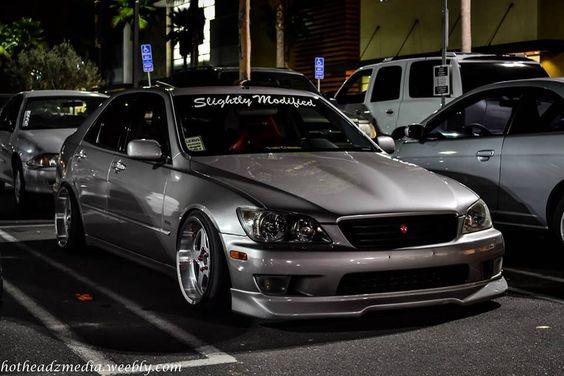 Lexus is300 on Pinterest