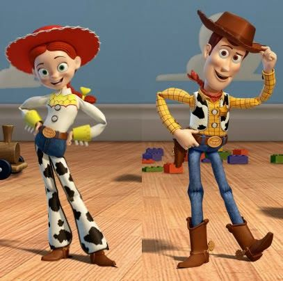 DIY Woody and Jessie Costumes for adults - Google Search