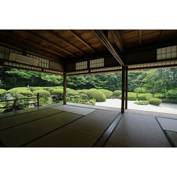 Shisendo, Kyoto, Japan | Arkitektur | Pinterest | Temples, Kyoto ... : arkitektur japan : Arkitektur