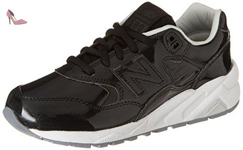 New Balance WRT 580 MT Black Silver - 39 EU - Chaussures new balance (*