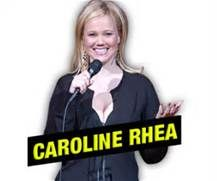 Had such a blast in NYC with my two sisters several yrs ago, laughing with Caroline Rhea.  She did this bit about reading glasses & after her show, she gave me a pair of the glasses & talked to us.  She's like a girlfriend from high school (a REALLY funny girlfriend).