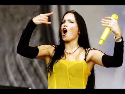 Nightwish White Night Fantasy Tarja Turunen Female Singers Singer