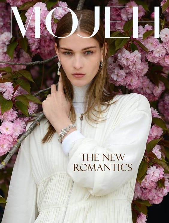 Elena Bartels for Mojeh May 2016 cover