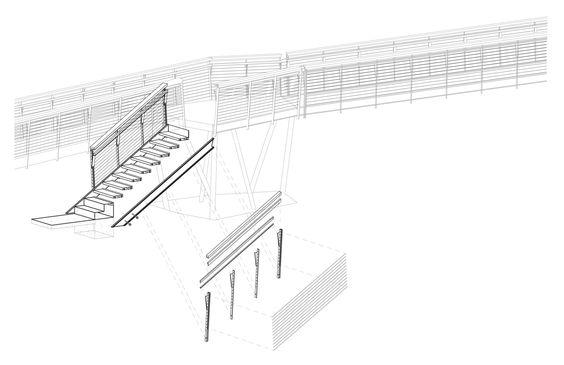 Galería de Pasarela Peatonal Smith Creek / design/buildLAB - 21