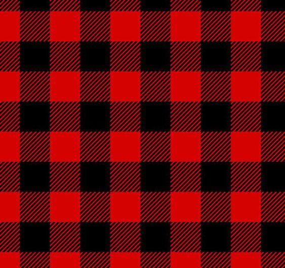 Red And Black Buffalo Check Wallpaper Joy Studio Design