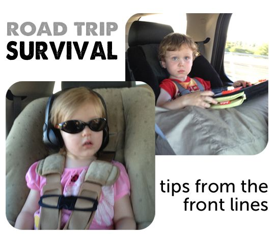 How to travel with kids and make the trip easy and fun!
