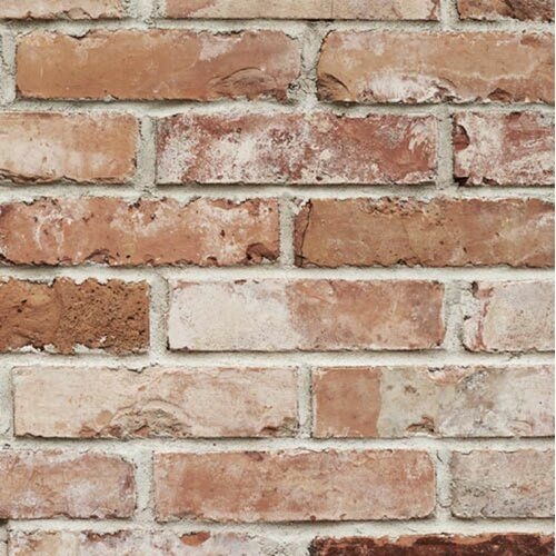 Brickwork 10m X 52cm Wallpaper Roll East Urban Home Red Brick Wallpaper Brick Wallpaper Bedroom Brick Wallpaper Living Room