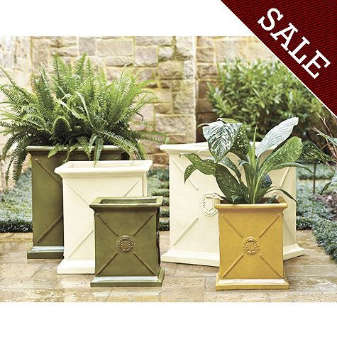 Beauclaire Planter: Black Beauclaire, Beauclaire Planters, Large Planters, Ballard Furniture, Designs Greats, Outdoor Spaces Gardens, Ballard Designs, Beautiful Outdoors