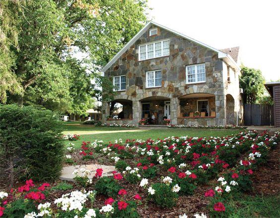 The Dillard House in Dillard, GA