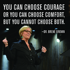 Willow Creek Leadership Summit 2015 Brene Brown Quote Summit