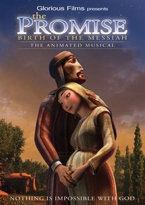 """$14.99  The Promise: The Birth of the Messiah is an animated musical celebration of one of the most pivotal events in all human history, the birth of Jesus Christ. Dove """"Family-Approved"""""""